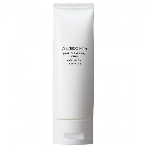 Shiseido Men Deep Cleansing Scrub 125ml