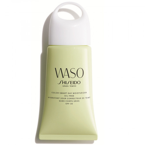 Shiseido Waso Color-Smart Day Moisturizer Oil-Free Spf 30 50ml Gezichtscrème