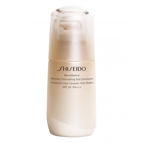Shiseido Benefiance Wrinkle Smoothing Day Emulsion  75ml SPF20