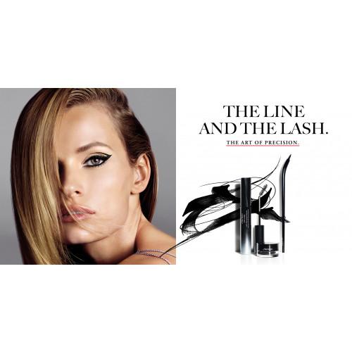 Shiseido Full Lash Multi Dimension Mascara Set Black 8ml + Rouge Rouge lipstick 2,5gr