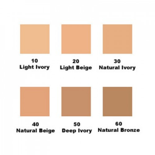 Shiseido Pureness Matifying Compact Oil-Free SPF 15 Foundation nr. 50