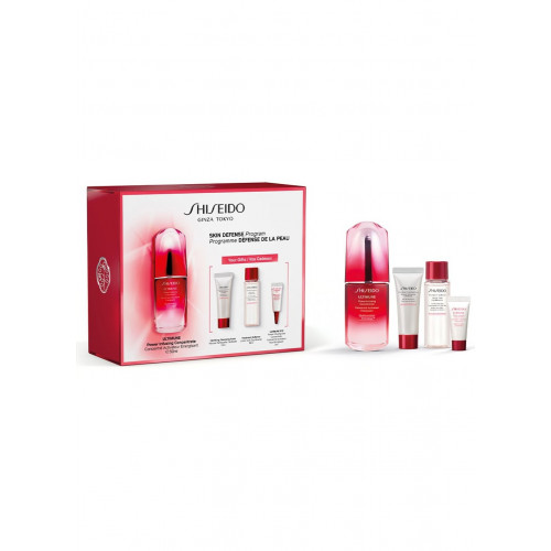 Shiseido Ultimune Power Infusing Concentrate Set 4-delig