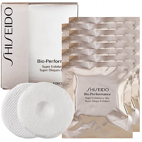 Shiseido Bio Performance Super Exfoliating Discs (8 Discs)