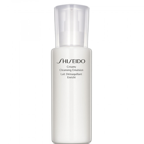 Shiseido Daily Essentials Creamy Cleansing Emulsion 200ml