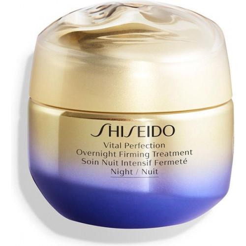 Shiseido Vital Perfection Overnight Firming Treatment 50ml Nachtcrème