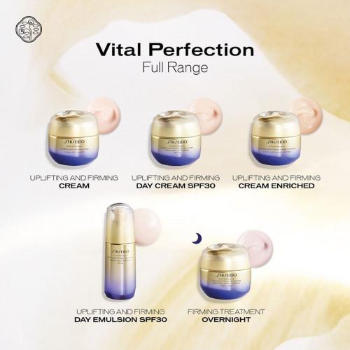 Shiseido Vital Perfection Uplifting and Firming Day Cream SPF30 50ml Dagcrème