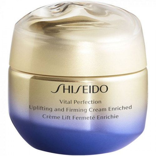 Shiseido Vital Perfection Uplifting and Firming Cream Enriched 50ml Gezichtscrème