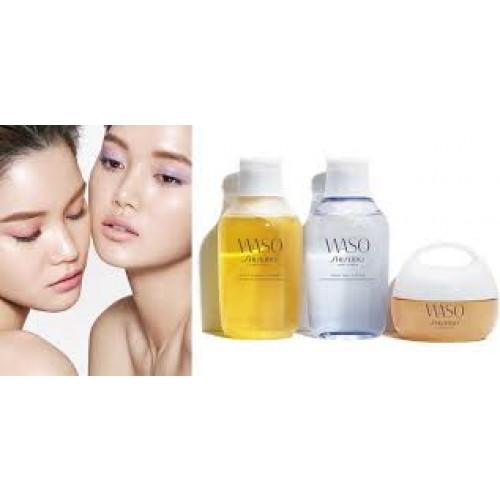 Shiseido Waso Giga Hydrating Rich Cream 50ml Gezichtscrème