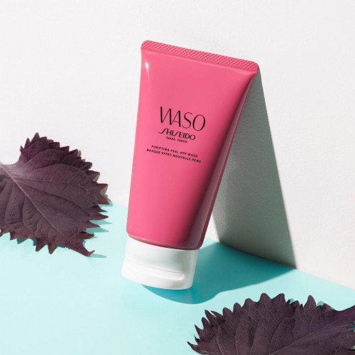 Shiseido Waso Purifying Peel-Off Mask 100ml