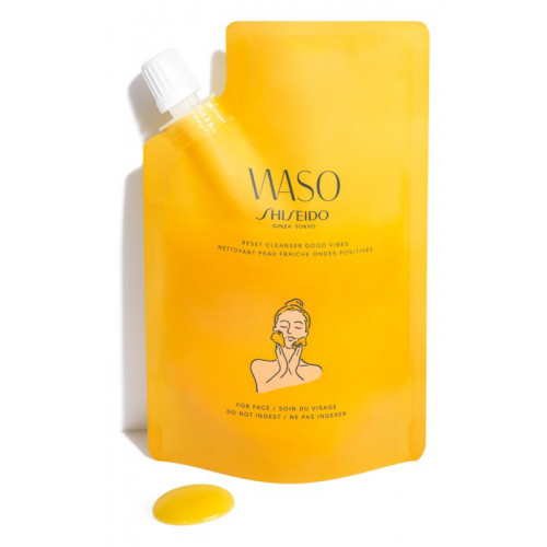 Shiseido Waso Reset Cleanser Squad set 3 delig