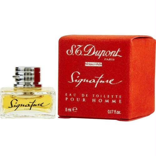 S.T. Dupont Signature pour Homme 5ml eau de toilette miniatuur