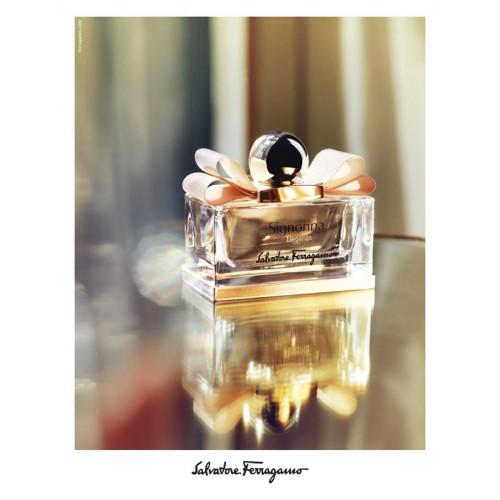 Salvatore Ferragamo Signorina Eleganza 5ml Eau De Parfum miniatuur