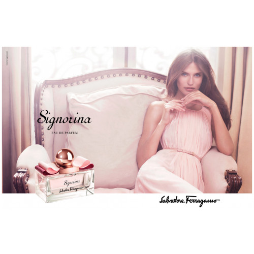 Salvatore Ferragamo Signorina Set 100ml Eau De Parfum Spray + 50ml Bodylotion + 10ml edp Tasspray