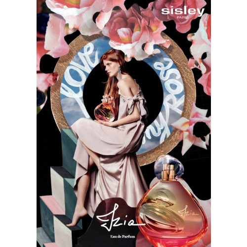 Sisley Izia 100ml eau de parfum spray