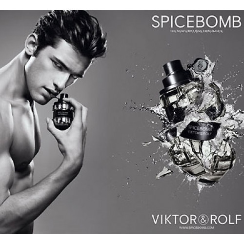 Viktor & Rolf Spicebomb 90ml eau de toilette spray