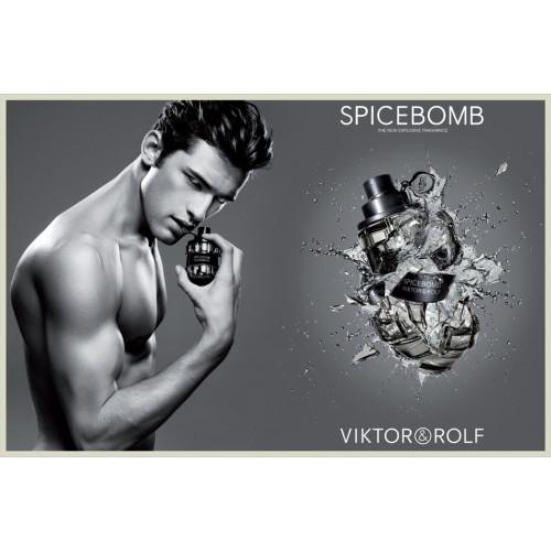 Viktor & Rolf Spicebomb Set 90ml eau de toilette spray + 20ml edt spray