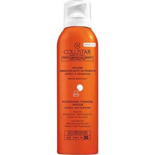 Collistar Nourishing Tanning Mousse SPF30 200ml