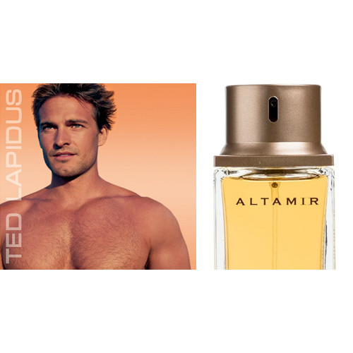 Ted Lapidus Altamir 125ml eau de toilette spray