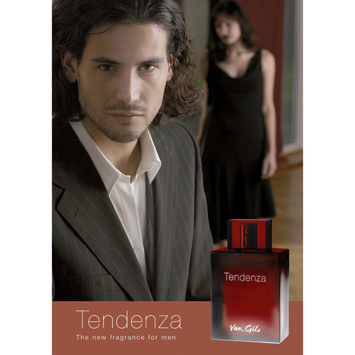 Van Gils Tendenza for Him 125ml eau de toilette spray