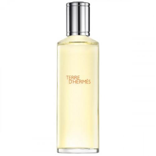 Hermès Terre d'Hermès 125ml parfum flacon navulling