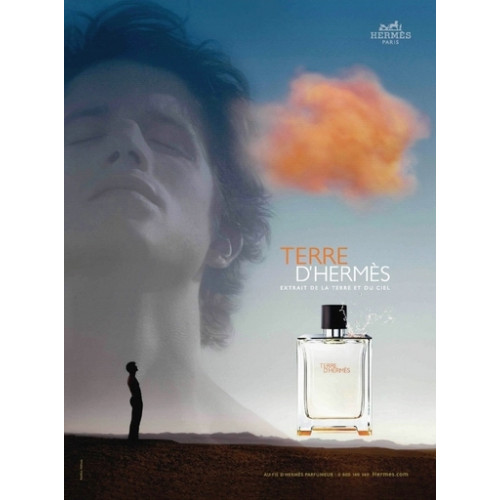 Hermès Terre d'Hermès set 30ml edt spray + 125ml edt flacon navulling