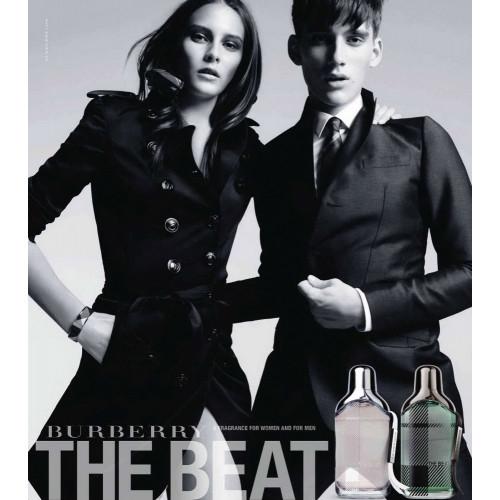 Burberry The Beat for Men 4ml eau de toilette Miniatuur