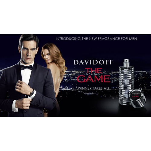Davidoff The Game 100ml eau de toilette spray