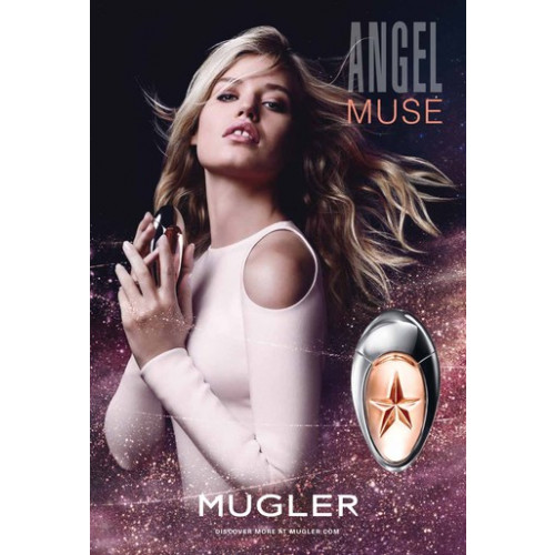 Thierry Mugler Angel Muse 100ml eau de parfum spray Navulbaar