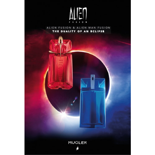 Thierry Mugler Alien Fusion 60ml eau de parfum spray