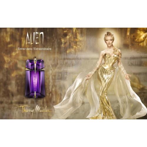 Thierry Mugler Alien Set 60ml eau de parfum spray Navulbaar + 100ml Bodylotion