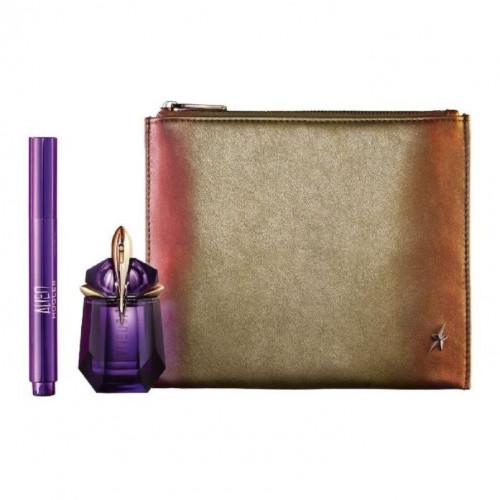 Thierry Mugler Alien Set 30ml eau de parfum spray Navulbaar + 7 ml Perfuming Brush + tasje