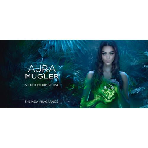 Thierry Mugler Aura 90ml eau de parfum spray Navulbaar