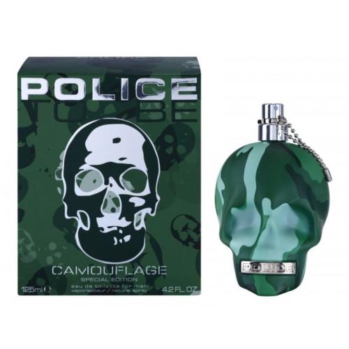 Police To Be Camouflage 125ml eau de toilette spray