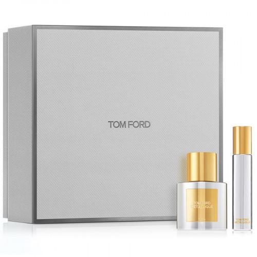 Tom Ford Metallique set 50ml eau de parfum spray + 10ml tasspray