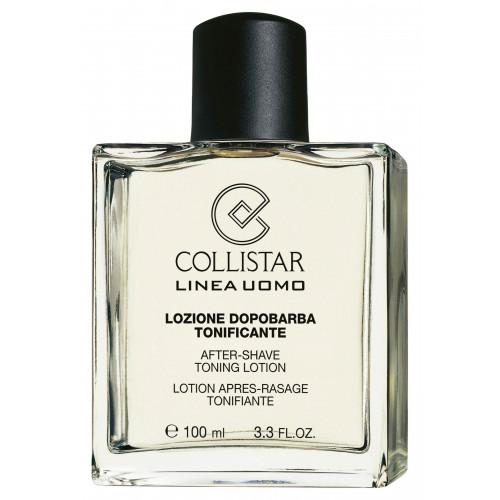 Collistar Men's Line Aftershave Toning Lotion 100ml  + 30ml Toning Showergel