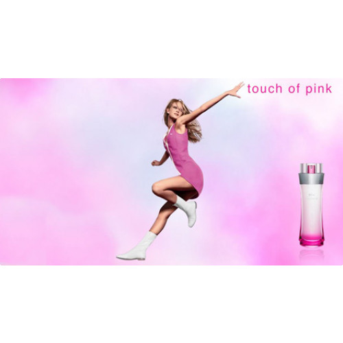 Lacoste Touch of Pink 50ml eau de toilette spray
