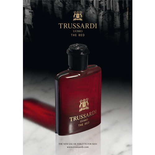 Trussardi Uomo The Red 30ml Eau De Toilette Spray