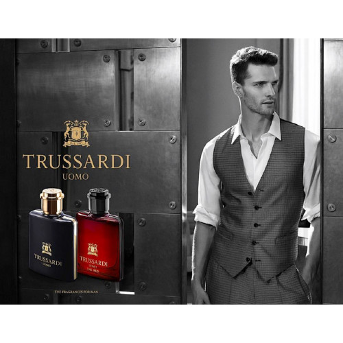 Trussardi 1911 Uomo 100ml Eau De Toilette Spray
