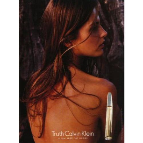 Calvin Klein Truth woman 50ml eau de parfum spray
