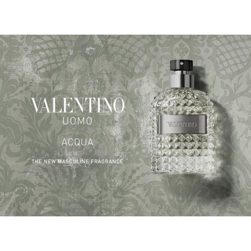 Valentino Uomo Acqua 125ml eau de toilette spray