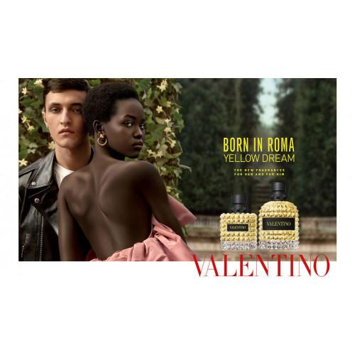 Valentino Uomo Born In Roma Yellow Dream 100ml eau de toilette spray