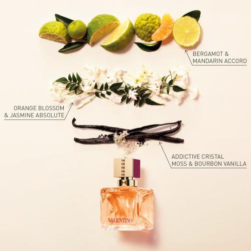 Valentino Voce Viva Intensa 50ml eau de parfum spray