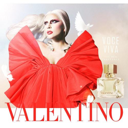 Valentino Voce Viva set 50ml eau de parfum spray + 100ml Bodylotion + 15ml Tasspray