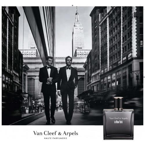 Van Cleef & Arpels In New York 125ml eau de toilette spray