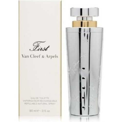 Van Cleef & Arpels First 90ml eau de toilette Refillable