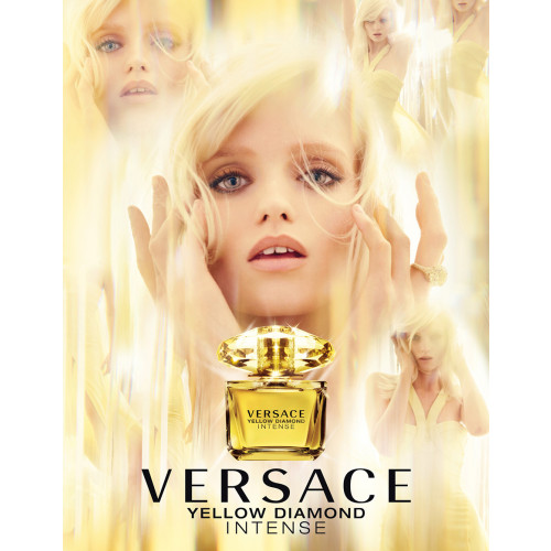 Versace Yellow Diamond Intense 5ml eau de parfum miniatuur