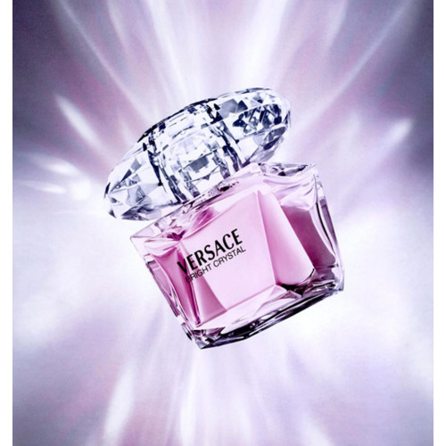 Versace Bright Crystal Set 50ml eau de toilette spray + 100ml Bodylotion