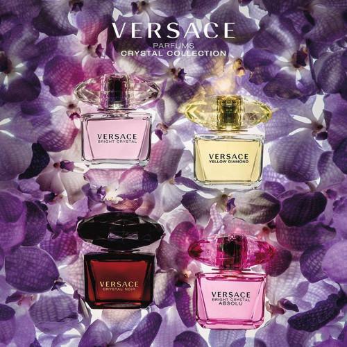 Versace Crystal Noir 90ml eau de parfum spray