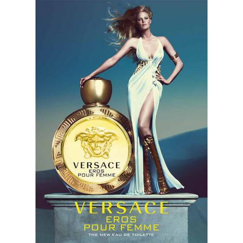 Versace Eros pour Femme 100ml eau de toilette spray