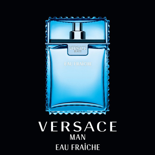 Versace Man Eau Fraiche Set 30ml eau de toilette spray + 50ml showergel